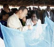 Nações Unidas marcam Dia Mundial de Combate à Malária