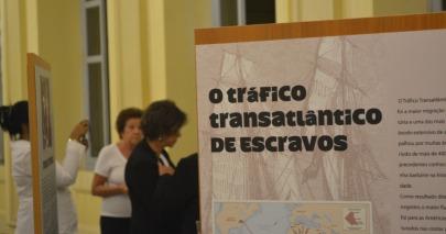 Exposição fica aberta até o final de setembro. Foto: UNIC Rio/Gustavo Barreto